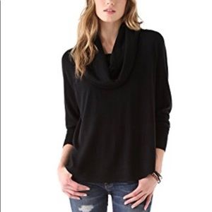 Joie Wesley cashmere blend cowl neck sweater